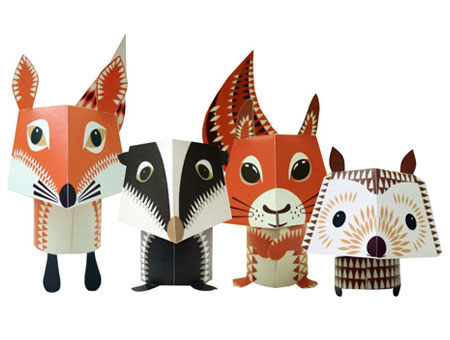 Mibo Forest Friends