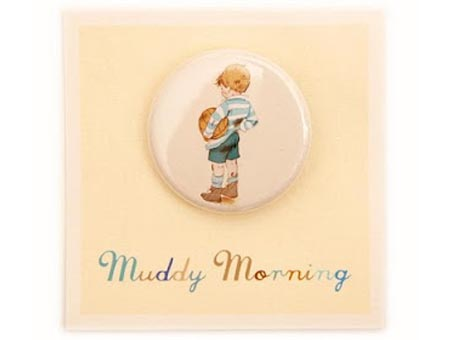 Belle & Boo Muddy Morning Badge