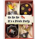 Pirate Cup Cake Kit