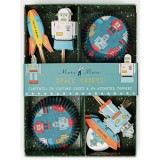Space Cadet Cup Cake Kit