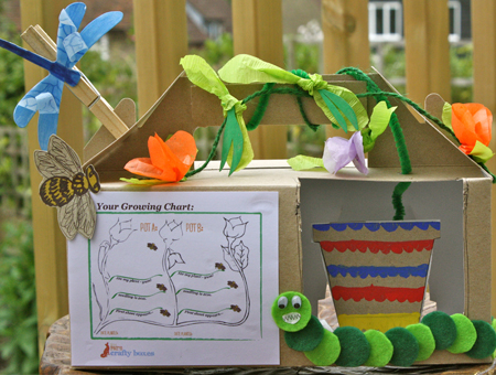 Mrs Fox's Crafty Boxes – Growing SOLD OUT