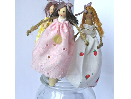Peg Doll Kits